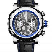 Romain Jerome new Automatic Limited Edition 50mm Steel