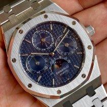 Audemars Piguet Royal Oak Perpetual Calendar 25820ST 2006 new