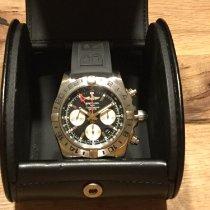 Breitling Chronomat 44 GMT Stahl 44mm Schwarz Österreich, St. Johann in der Haide