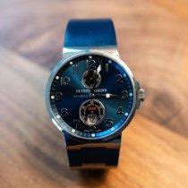 Ulysse Nardin Marine Chronometer 41mm 263-66-3/623 2008 подержанные