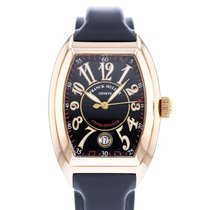 Franck Muller Rose gold 35mm Automatic 8005 SC pre-owned