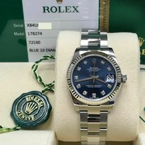Rolex Lady-Datejust 178274 2017 pre-owned