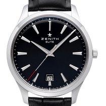 Zenith Captain Central Second