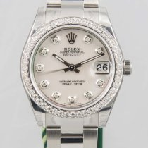 Rolex Lady-Datejust Steel 31mm Mother of pearl No numerals United States of America, California, Newport Beach