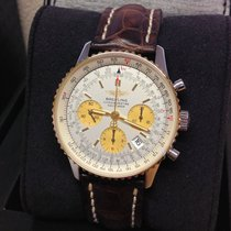 Breitling Navitimer D23322 - Serviced By Breitling