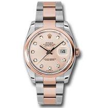 Rolex Datejust 116201 chdo new