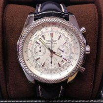 Breitling Bentley Motors Acero 48mm Plata Sin cifras
