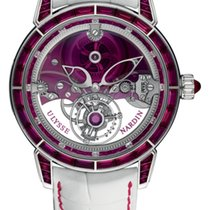 Ulysse Nardin Classic Skeleton Tourbillon Platinum 41mm No numerals