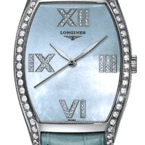 Longines Evidenza Diamond Quartz Ladies Watch