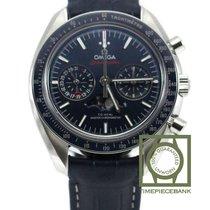 Omega Speedmaster Professional Moonwatch Moonphase Сталь 44.2mm Синий