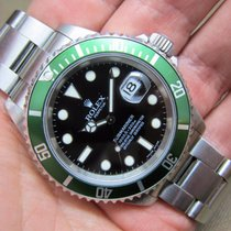 Rolex Submariner 50th Anniversary 16610LV    With Set