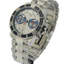 Ulysse Nardin 8003-102-7/91 Maxi Marine Diver Chronograph in...