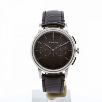 Zenith Elite Chronograph Classic new Automatic Watch with original box and original papers 03.2270.4069/26.C493