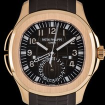 Patek Philippe Aquanaut Travel Time Rose Gold 5164R-001