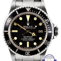 Rolex Vintage 1979 Rolex Sea Dweller Great White Matte 1665...
