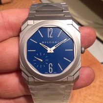 Bulgari Octo finissimo Blu limited   edition 20 pezzi