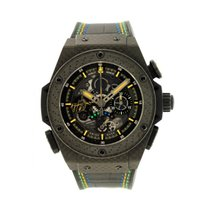Hublot Carbon 48mm Automatic 719.QM.1729.NR.AES10 pre-owned