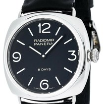Panerai Radiomir 8 Days 45mm Black Arabic numerals United States of America, California, Los Angeles