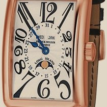 Franck Muller 32mm Automatic new Long Island Silver