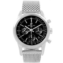 Breitling Transocean Chronograph AB015212/BA99/154A 2011 pre-owned