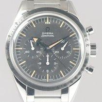 Omega Speedmaster nuevo Cuerda manual Cronógrafo Reloj con documentos originales 311.10.39.30.01.001