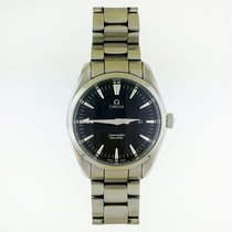 Omega 2502.52 Steel Seamaster Railmaster 41mm pre-owned United States of America, New York, New York