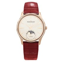 Jaeger-LeCoultre Master Ultra Thin Moon new Automatic Watch with original box and original papers Q1252501