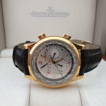 Jaeger-LeCoultre Master World Geographic Ouro rosa 42mm