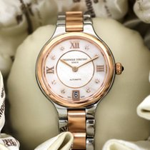 Frederique Constant pre-owned Automatic 32mm White Sapphire Glass