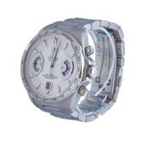 TAG Heuer Grand Carrera Steel 43mm Silver