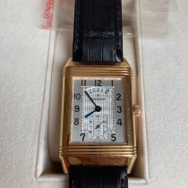 Jaeger-LeCoultre Or rose Remontage manuel occasion Reverso (submodel)