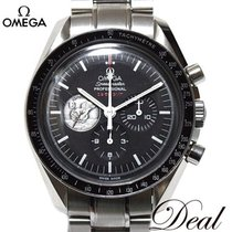 Omega 311.30.42.30.01.002 Steel Speedmaster Professional Moonwatch 40mm pre-owned