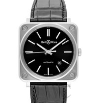 Bell & Ross BR S BRS92-BLC-ST/SCR 2019 nuevo