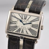 Roger Dubuis White gold 38mm Manual winding Too Much pre-owned