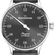 Meistersinger Steel Automatic PM907 new