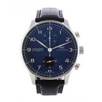 IWC Portuguese Chronograph IW371447 2019 new