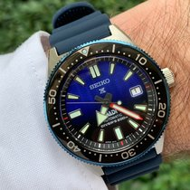 Seiko Prospex Steel 42.6mm Blue No numerals United States of America, Florida, Coral Gables