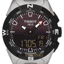 Tissot T-Touch Expert Solar T110.420.44.051.00 2019 nov