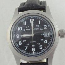 Hamilton Khaki H684812 pre-owned