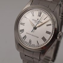 Rolex Stahl 31mm Silber