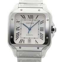 Cartier WSSA0018 Steel Santos (submodel) 40mm new United States of America, New York, New York