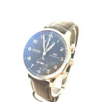 IWC IW371447 Stahl 2014 Portugieser Chronograph gebraucht Deutschland, Essen