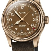 Oris Big Crown Pointer Date 01 754 7741 3166-07 5 20 74BR New Bronze 40mm Automatic