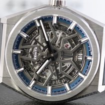 Zenith 95.9000.670/78.R782 Titane 2019 Defy 41mm occasion France, Cannes