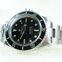 Rolex 5512 Stahl Submariner (No Date) 40mm
