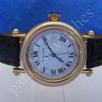 Cartier Diabolo Gelbgold 32mm Deutschland, Banksafe