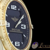 Breitling Professional Aerospace 18kt Gelbgold 40mm | 2005