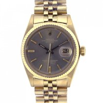 Rolex Datejust Yellow Gold 1601