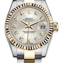 Rolex Datejust Acier 26mm Argent
