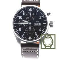 IWC Pilot Chronograph 'Antoine de Saint Exupéry' Brown Dial NEW
